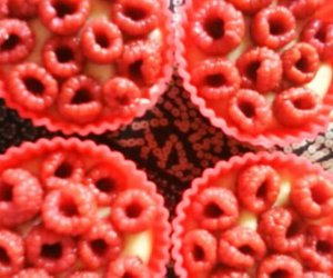 Vanille-Himbeer-Verpoorten Muffins