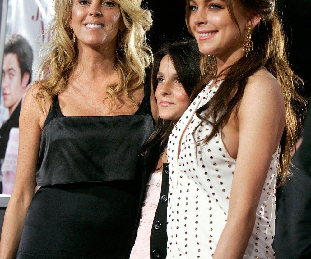 Lindsay Lohan: Polizeialarm nach Streit mit Mutter