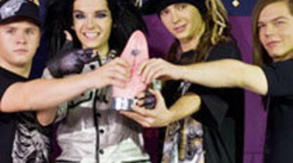Tokio Hotel bei H&M