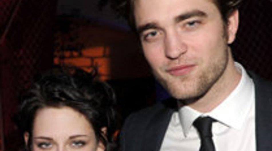 Robert Pattinson auf einer Getränkedose