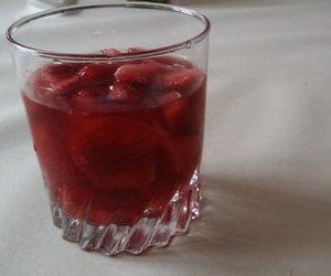 Leckere Erdbeerbowle