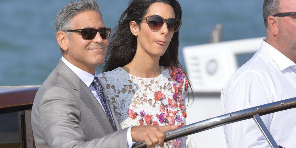 George Clooney: Eine Luxusvilla zur Hochzeit