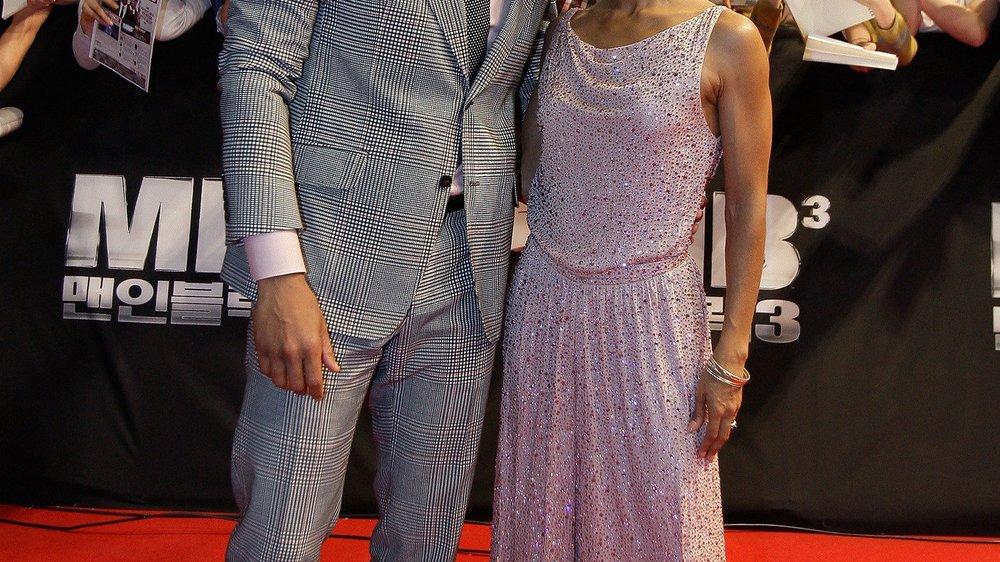 Will Smith und seine Frau bleiben zusammen