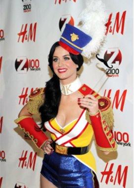 Katy Perry: Ihr Mann postete ein Foto von ihre auf Twitter