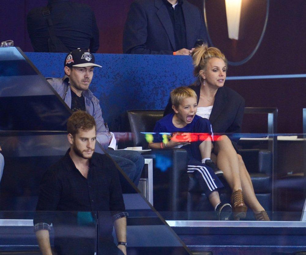 Britney Spears möchte ein Baby