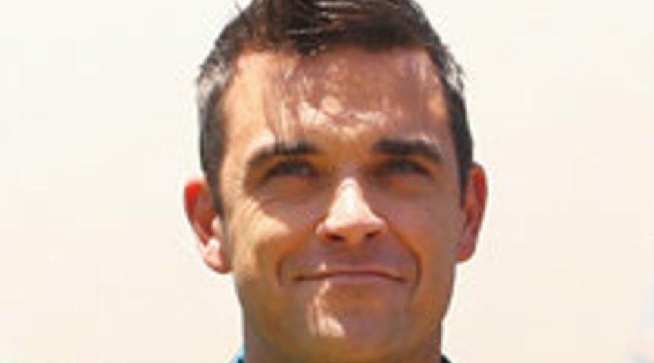 Robbie Williams fühlt sich alt