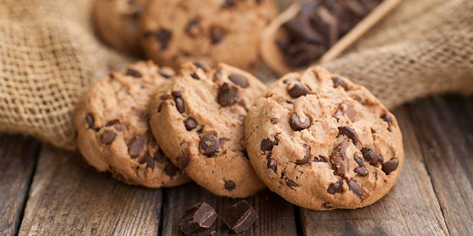 Neuer Haar Trend Stylische Mahne A La Chocolate Chip Cookie