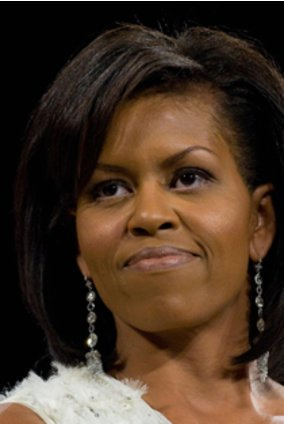 Michelle Obama mag Designermode.