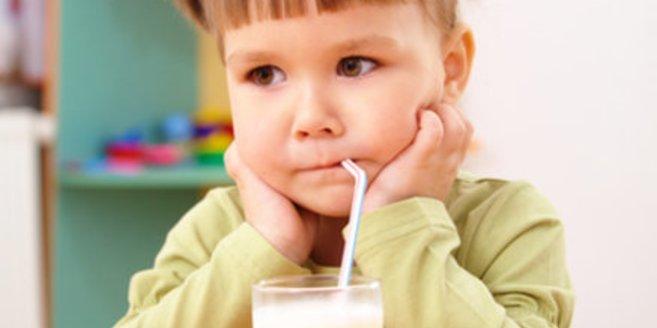 Erst im Schulalter lässt sich die Laktoseintoleranz sicher feststellen.