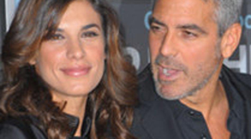 George Clooney: Hin und weg von Elisabetta