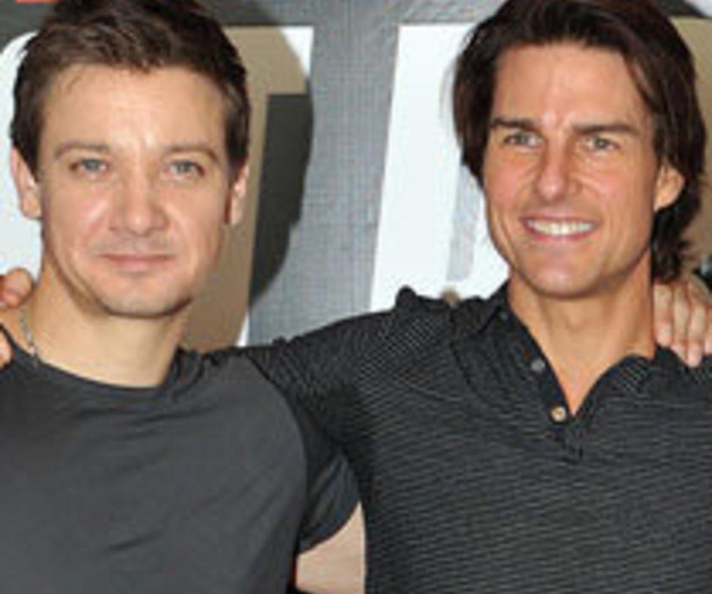 Tom Cruise: Wird er durch Jeremy Renner ersetzt?