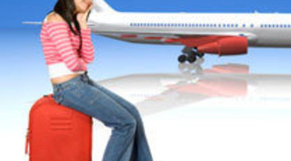 Fit fürs Flugzeug