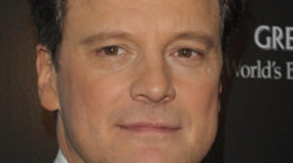 Colin Firth verehrt ehemaligen britischen König!