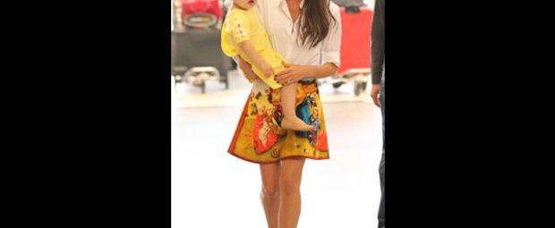 Victoria Beckham und Tochter Harper