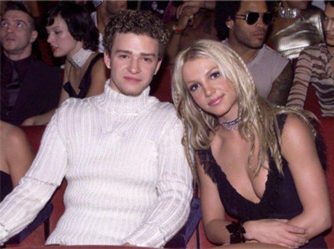 Justin Timberlake war mit Britney Spears liiert