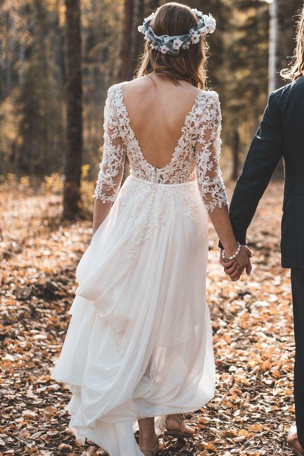 11 Brautkleider Trends Fur 2019 Zum Verlieben Desired De