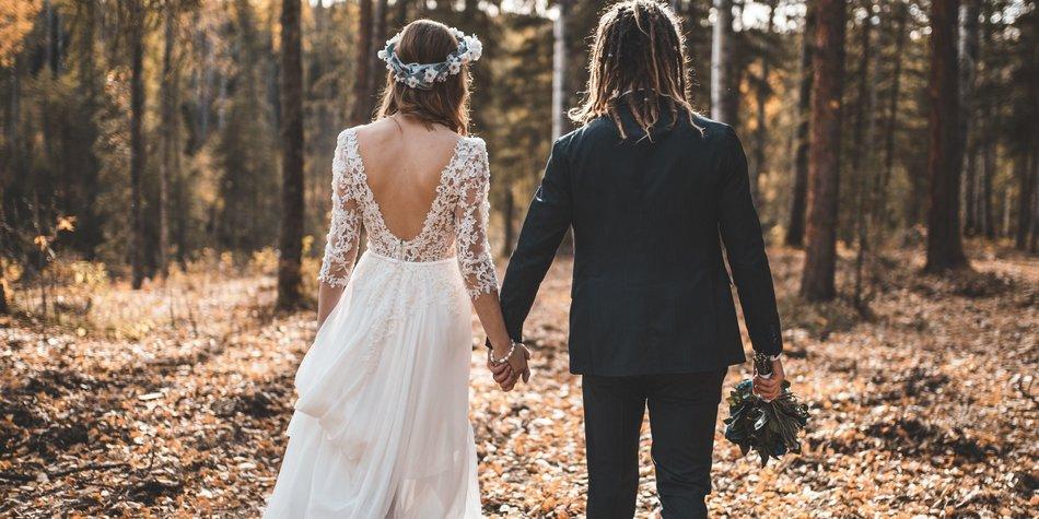 Brautkleider-Trends 2019