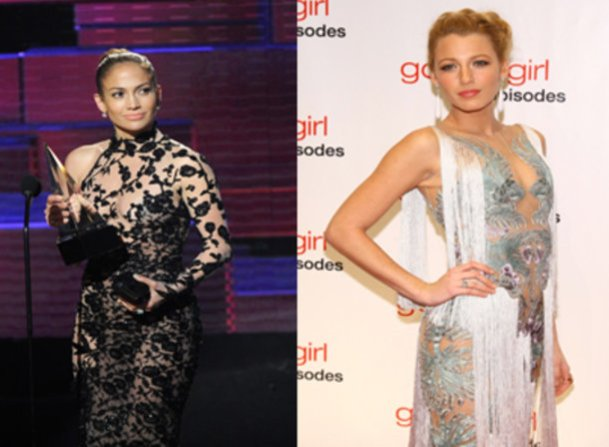 Gewähren raffinierte Einblicke: Jennifer Lopez und Blake Lively