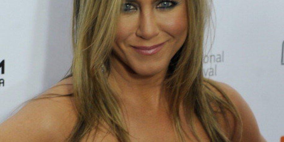 Jennifer Aniston bald mit Glatze?
