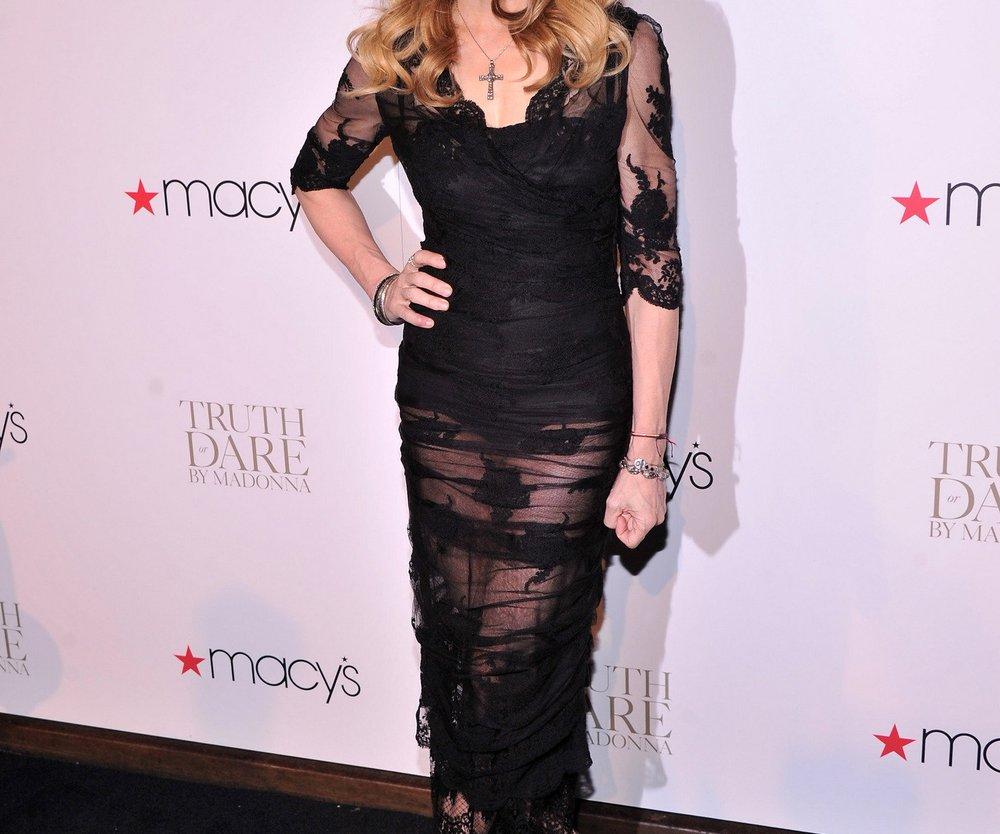 Madonna: Erfolg ist harte Arbeit