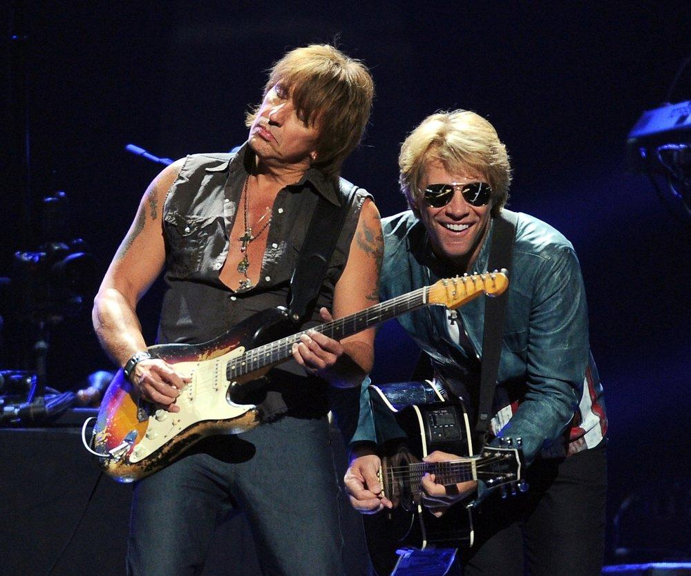 Bon Jovi: Richie Sambora kommt nicht zurück!