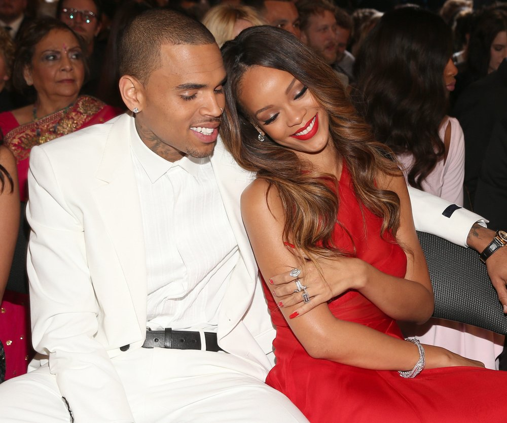Rihanna und Chris Brown: Drogen-Party nach den Grammys?