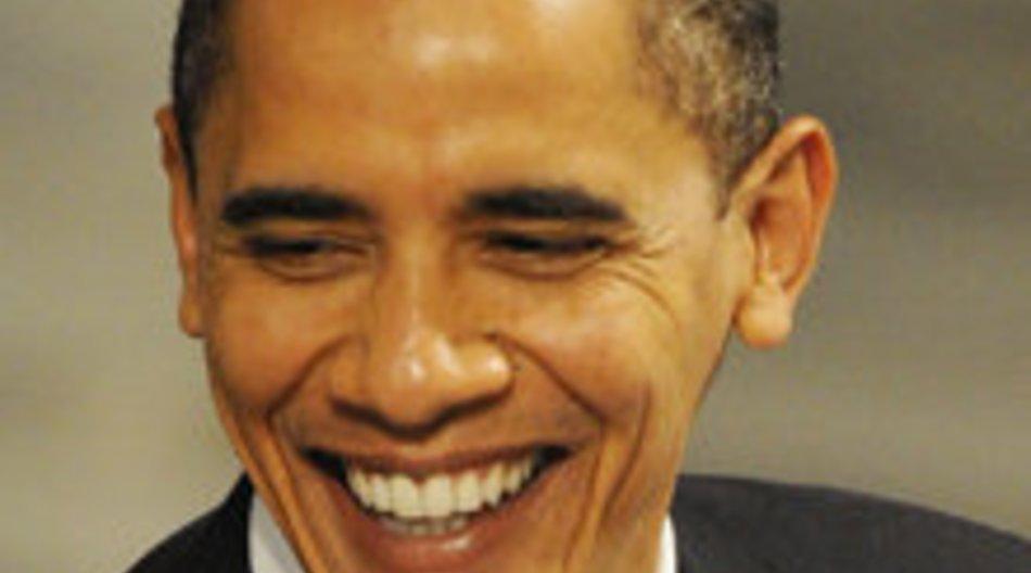 Präsident Obama bekommt den Friedensnobelpreis