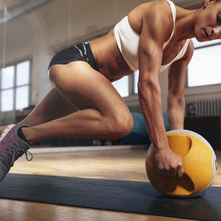 Lebensmittel Muskelaufbau