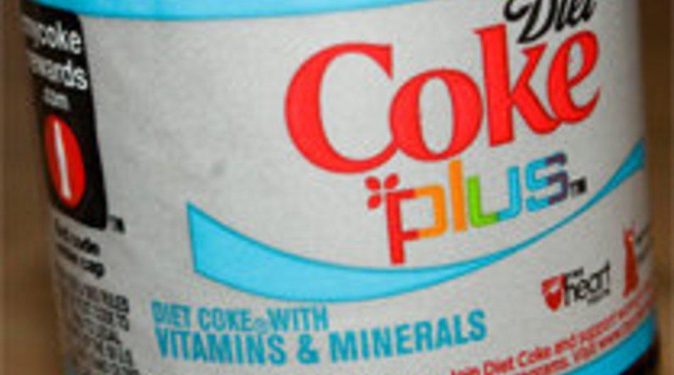 Cola Light, aber bitte gesund!