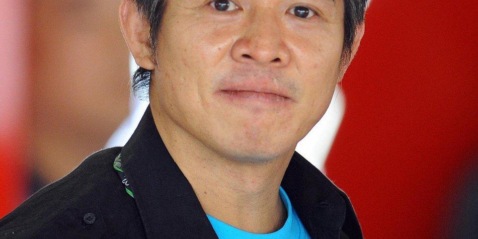 """Jet Li in """"Romeo Must Die"""""""