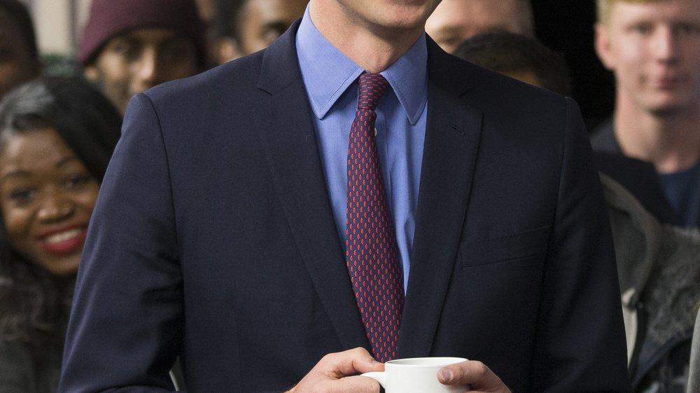 Prinz William: Erster offizieller Termin als Zweifachpapa