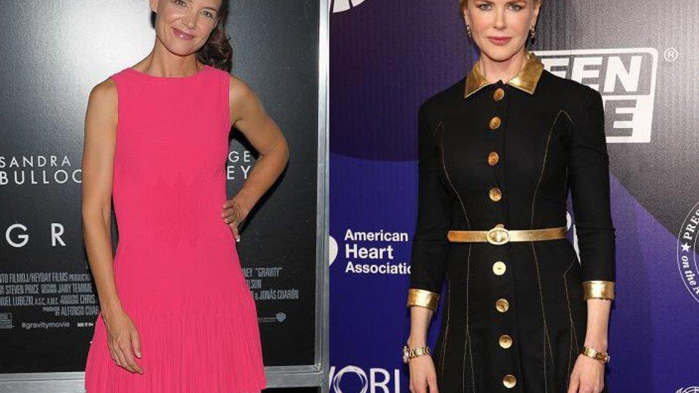Nicole Kidman und Katie Holmes sind befreundet
