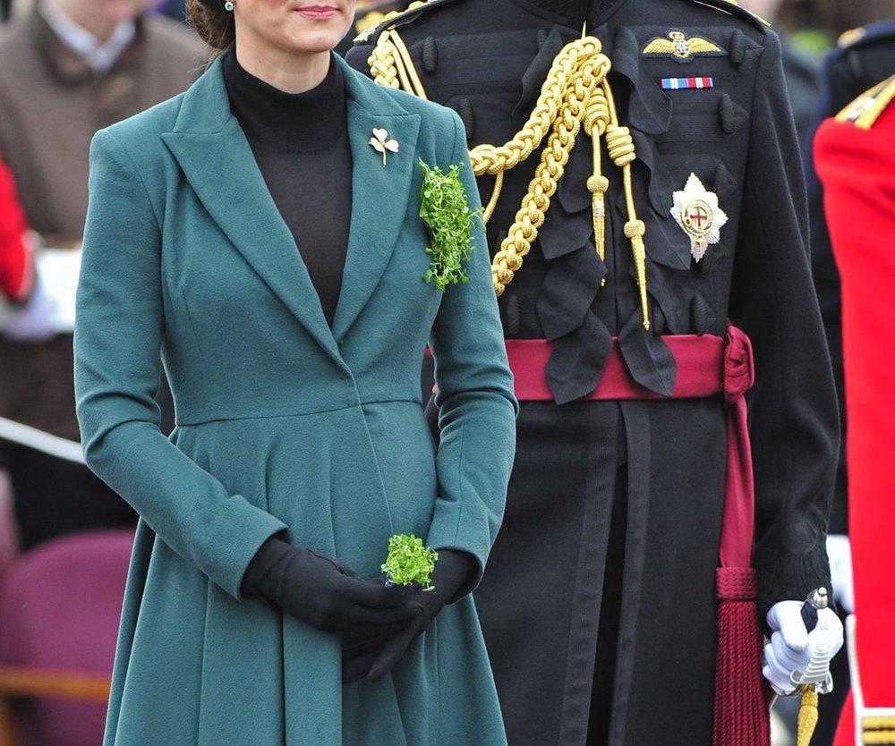 Kate Middleton und Prinz William: So feiern sie den St. Patrick's Day