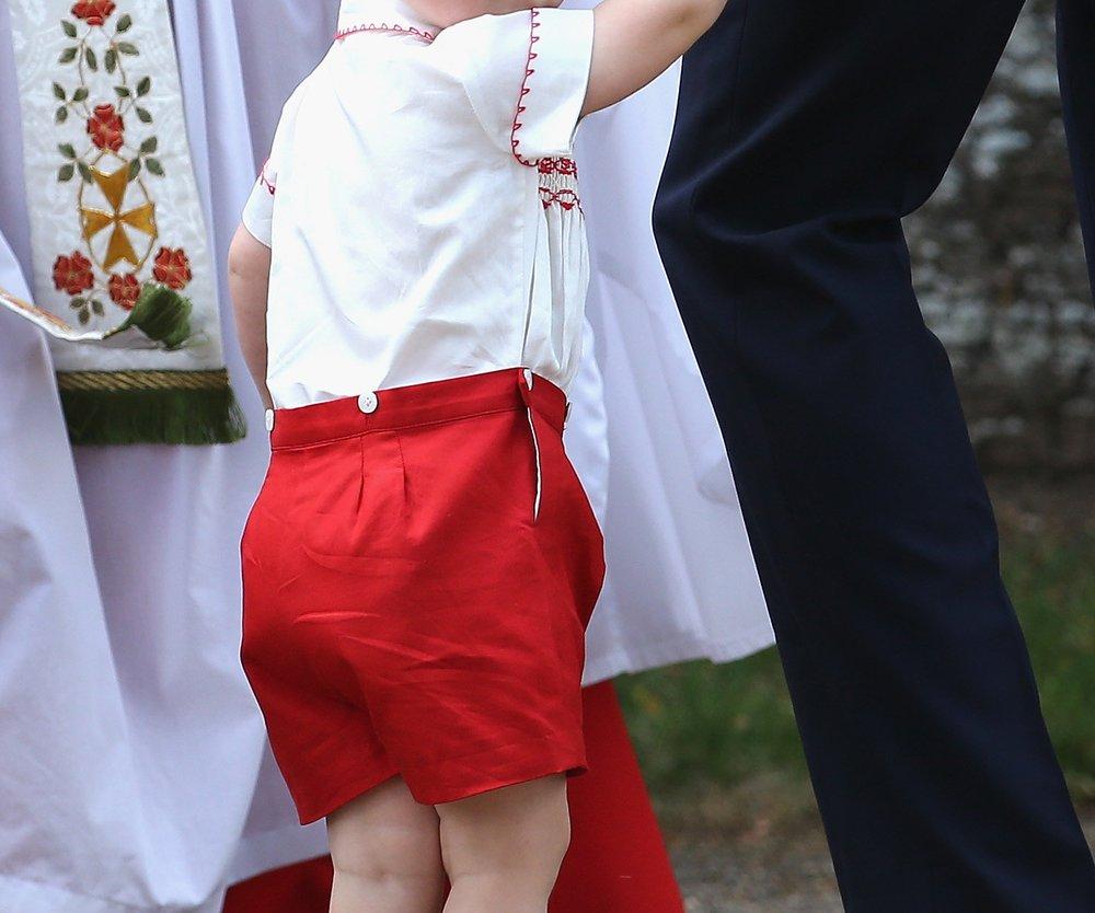 Prinz George bekommt eine eigene Münze