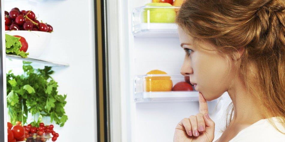 Lebensmittel Kühlschrank
