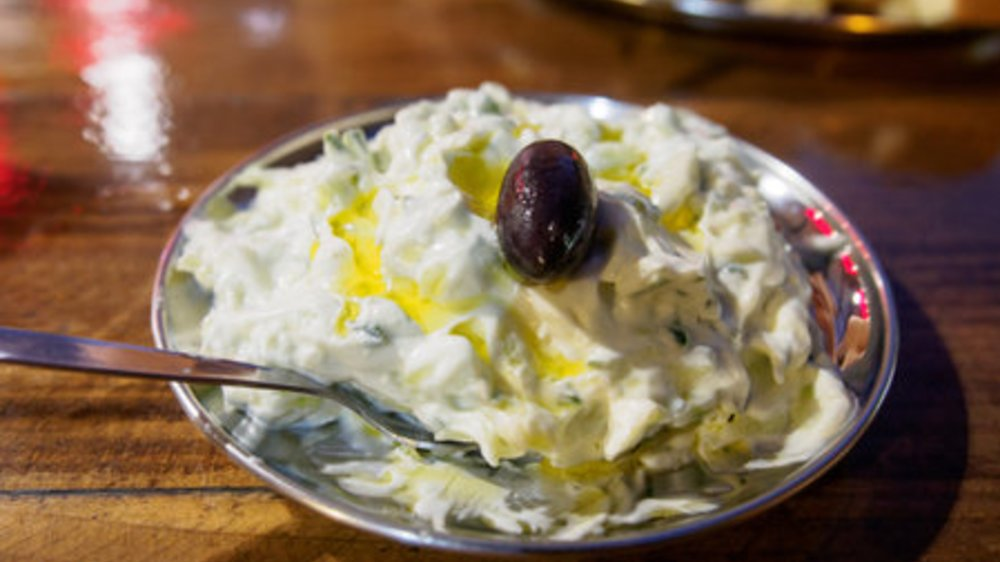 Kräuterquark mit Joghurt