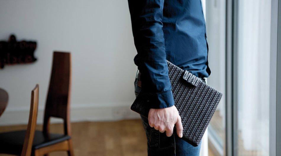 Mit den individuellen Designs des Labels Lapàporter, erhalten Laptops & Co. ein ausgefallenes zu Hause.
