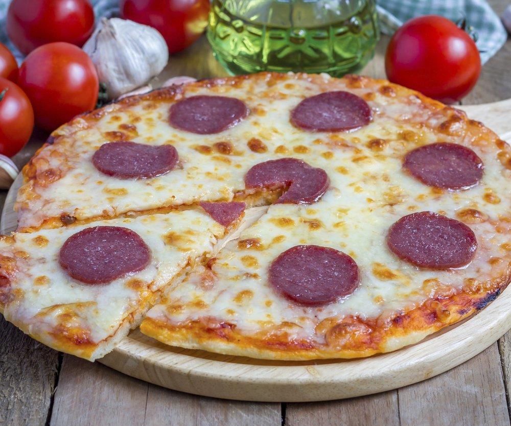 So mögen die Deutschen ihre Pizza