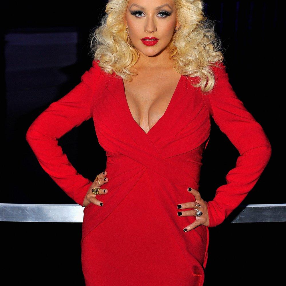 Christina Aguilera veröffentlicht ein Nacktfoto