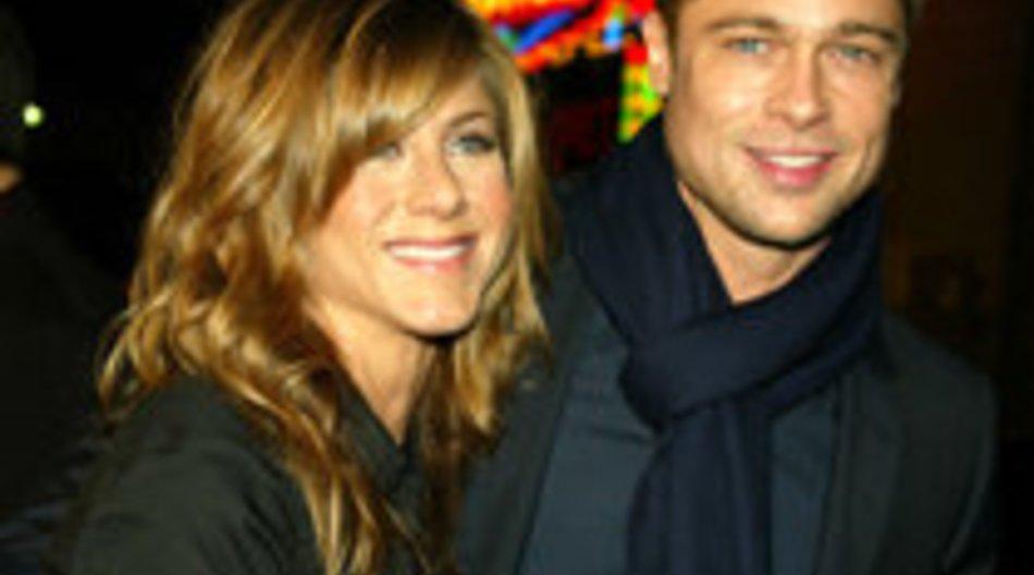 Brad Pitt und Jennifer Aniston: Geheimes Treffen?
