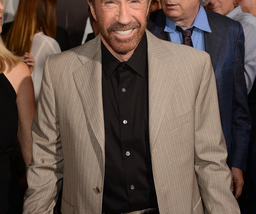 Chuck Norris: Nein zu Expendables 3