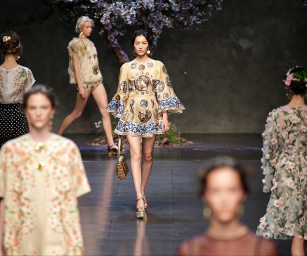 Dolce&Gabbana Spring/Summer 2014
