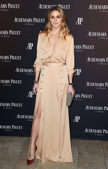 BEVERLY HILLS, CA - DECEMBER 09: Actress Olivia Palermo attends Audemars Piquet Celebrates Grand Opening of Rodeo Drive Boutique on December 9, 2015 in Beverly Hills, California. (Photo by Frederick M. Brown/Getty Images)