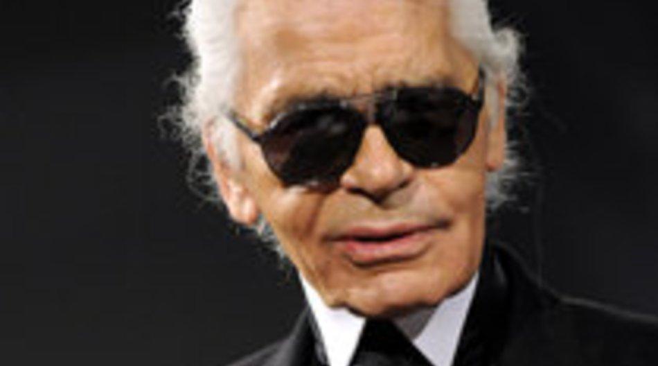 Karl Lagerfeld will schönste Kollektion noch machen
