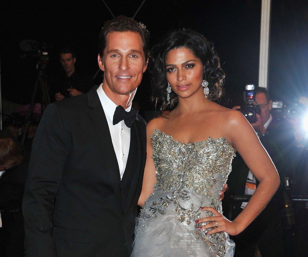 Matthew McConaughey freut sich auf das Eheleben
