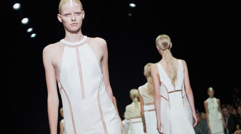 Alexander Wang Show S/S 2013 New York Fashion Week