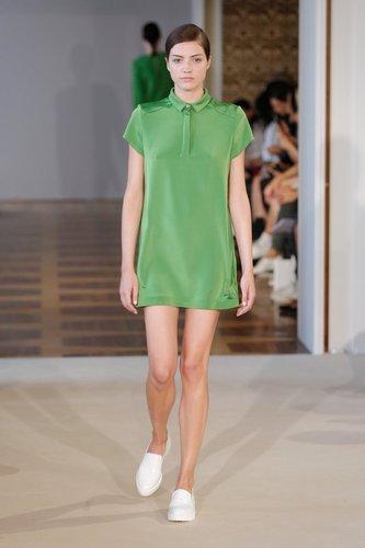 Fashion Week Berlin: Hien Le mag klare Linien
