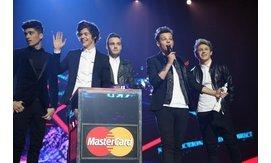 One Direction halten eine Rede