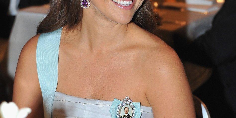 Prinzessin Madeleine verrät Hochzeits-Details