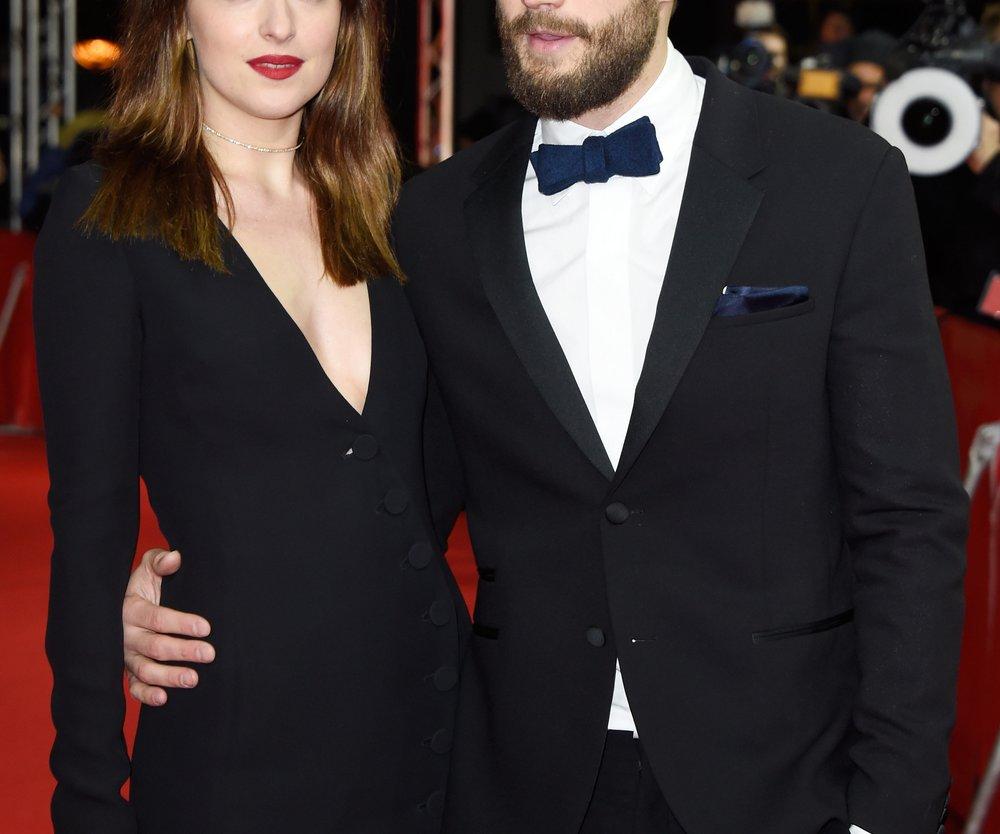 Shades of Grey: So verrucht war die Premiere